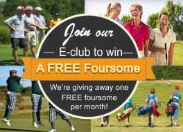 Image of a Minnesota Golf Course Win Free Golf Promotion