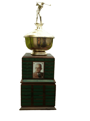 Vern Fryklund Golf Tournament Trophy